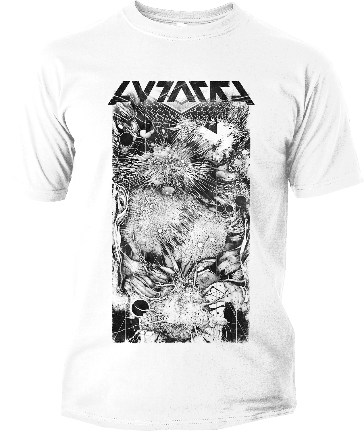 Transformation t shirt white p17